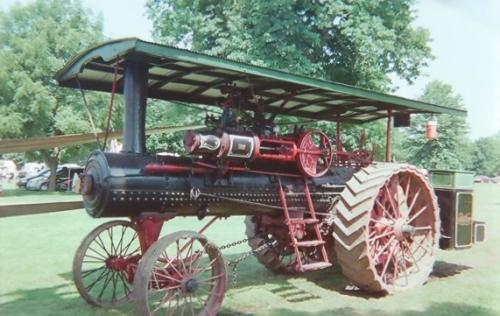 Steam Tractor to be featured at A Day at Petersen Farm
